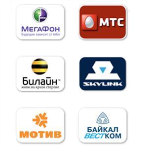 Операторы сотовой связи Шемятино