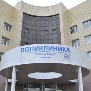 Поликлиники Шемятино
