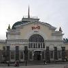 Железнодорожные вокзалы в Шемятино