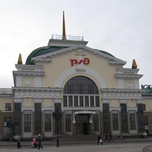 Железнодорожные вокзалы Шемятино